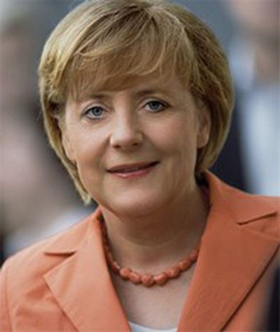 Image for Angela Merkel, not your average politician