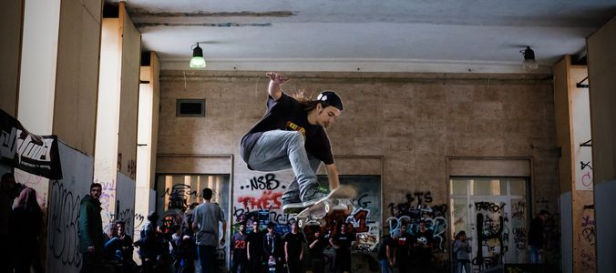Image for The King of Tha Strada: il contest è sullo skate