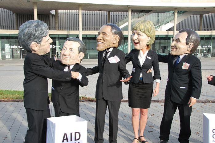 Image for Sommet du (supermarché) G-20 : « Dépenser moins sans aller loin »