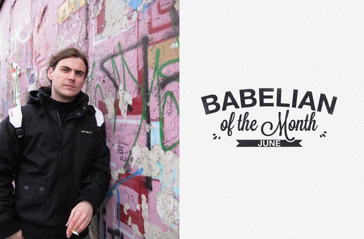 Image for ¡Nuestro Babeliano del mes!