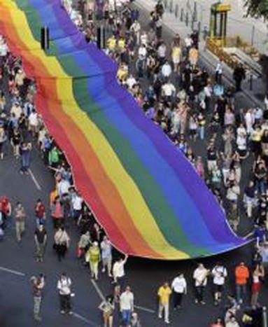 Image for The gay community of Budapest still stays hidden