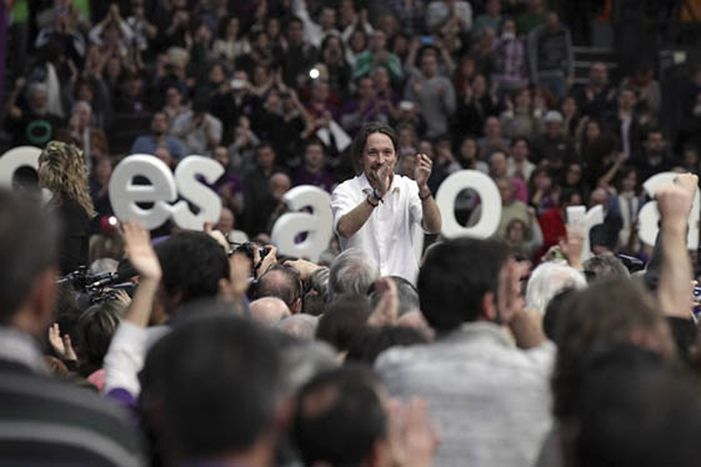 Image for Podemos : « les choses deviennent intéressantes »