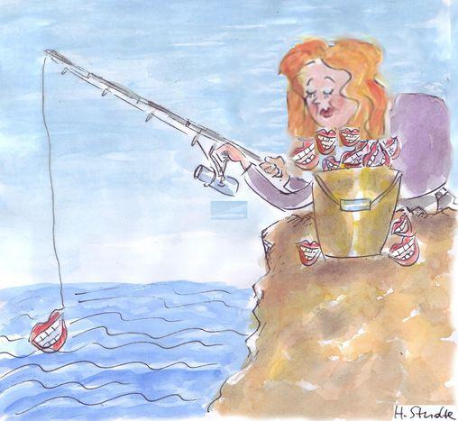 Image for De la società moderna, ovvero il fishing for compliments