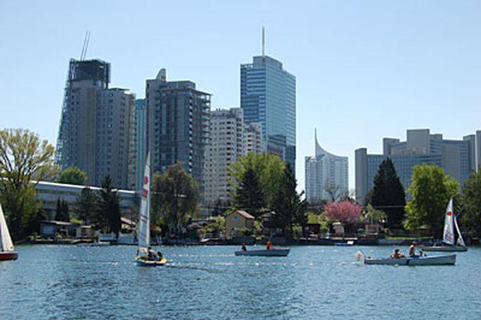 "Image for Blog action day: ""My city my river"": Die Wiederentdeckung der Donau"