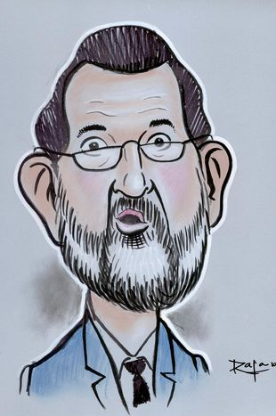 Image for Oh joy Rajoy – conservatives take power in Spain after 8 years