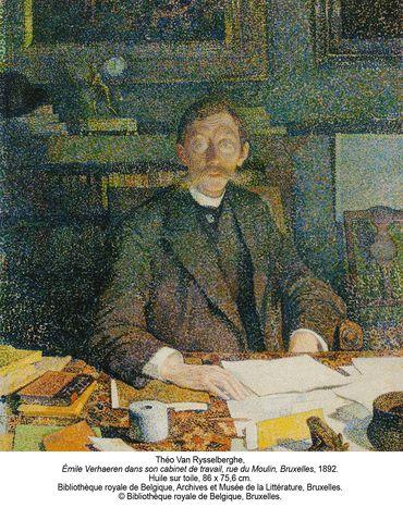 Image for Bruxelles, la rampe de lancement du néo-impressionnisme