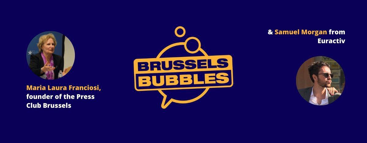 Image for Brussels Bubbles (S2-E2): i rischi del giornalismo e la sfida del Green Deal