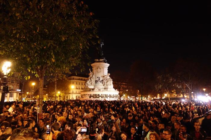 Image for Atentados en París: Primer contacto con el miedo