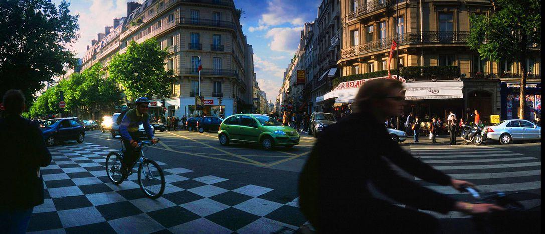 Image for Chi pedala a Parigi? Paname in bicicletta