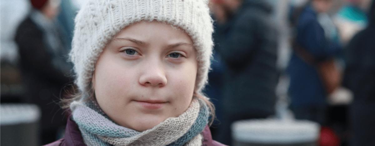 """Image for Greta Thunberg: """"Hay que cambiar el sistema"""""""