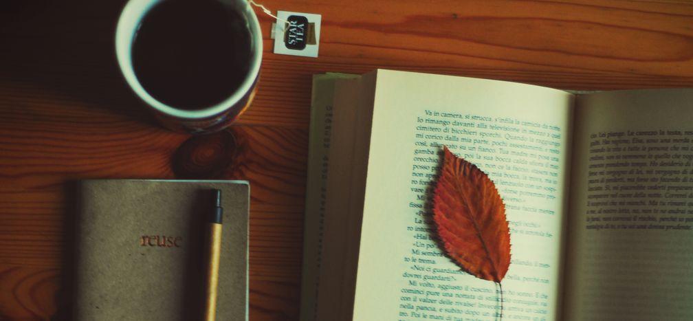 Image for Cinquerimedi per scappare dall'autunno... leggendo!
