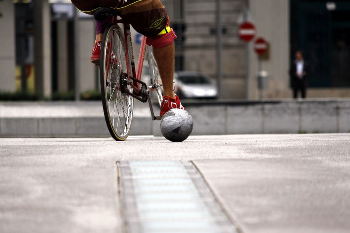 Image for Radball: Fußball auf zwei Rädern