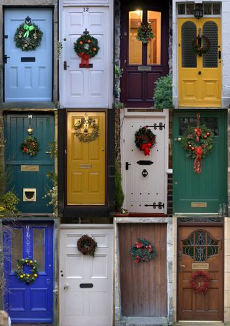 Image for Poetry Advent Calendar: The First Door