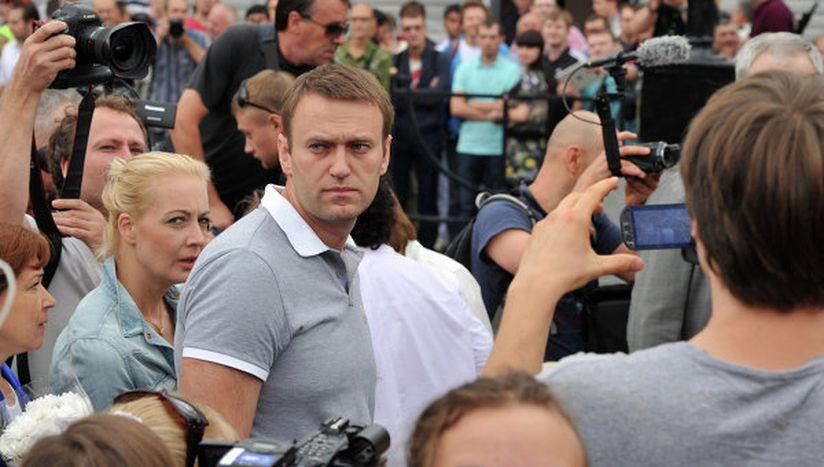 Image for La alcaldía de Moscú a una carta: Navalny