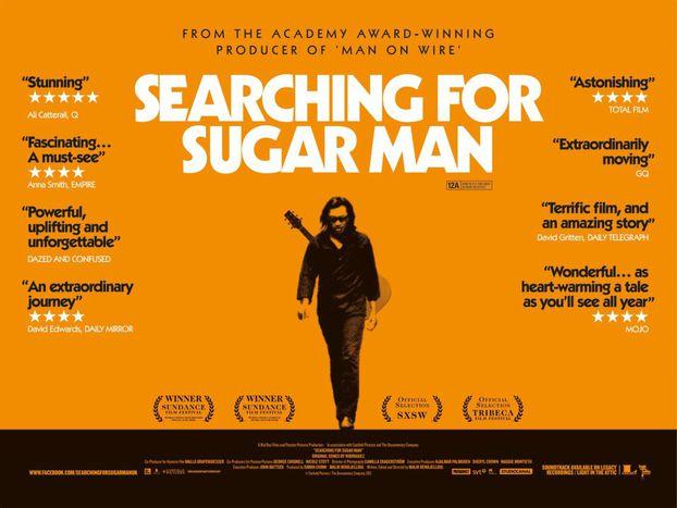 Image for Schwedischer Regisseur Malik Bendjelloul: 'Searching for Sugar Man'