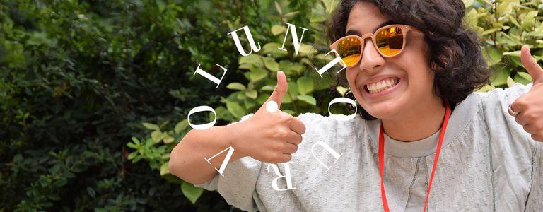 Image for [VIDEO] Leila:Freiwillige beim Festival Kiosquorama