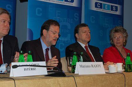 Image for Rajoy y su visión de Europa