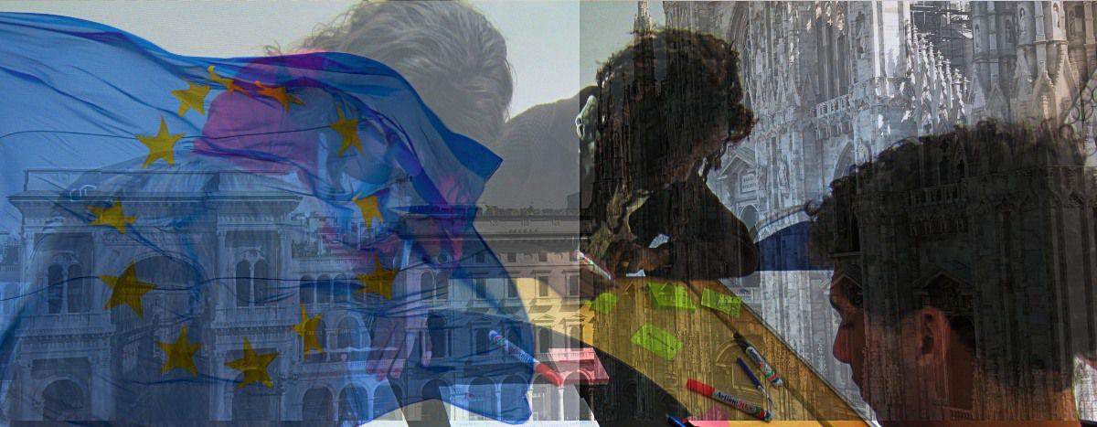 Image for Digital Tsunami: l'impatto del COVID-19 sulle università di Milano e la mobilità europea