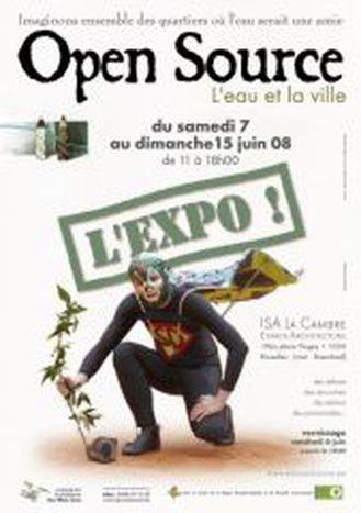 Image for Expo Open Source : l'expo sur l'eau ...qui dérange ?