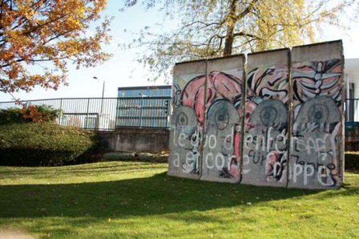 Image for Blogaction day: les murs de Berlin aujourd'hui à travers l'Europe
