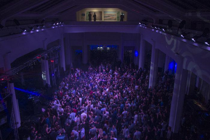 Image for Bozar Night : una notte aritmo dimusica elettronica