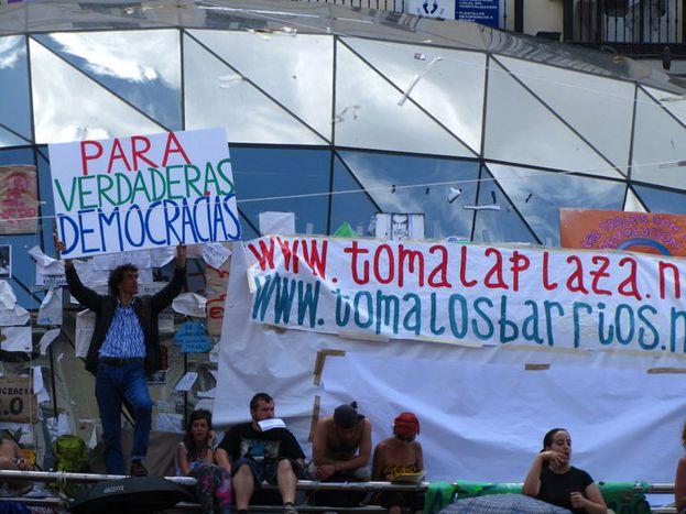 Image for La herencia de la revolucion del 15-M