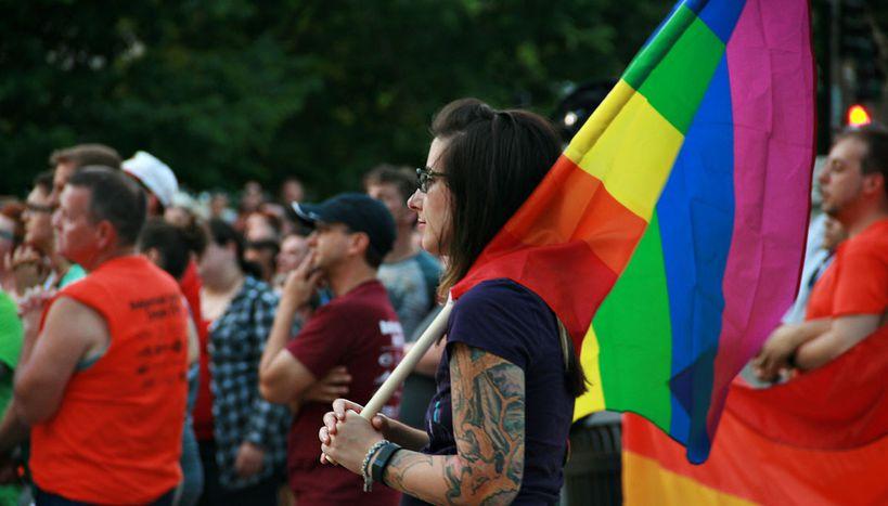 Image for À mes amis hétérosexuels : pourquoi Orlando a mal