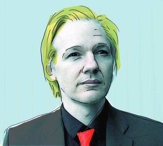 Image for Conferencia LeWeb: WikiLeaks y la ciberguerra hacen ruido en la Meca virtual