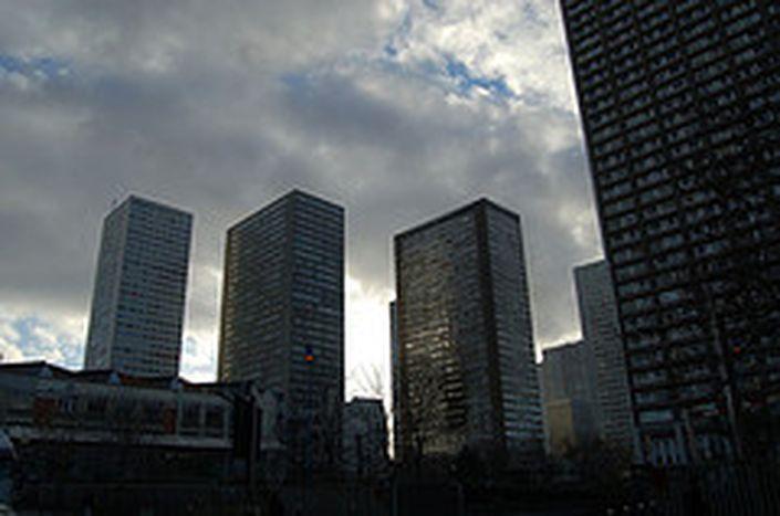 Image for Sin techo en París