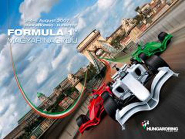Image for Formula One Hungarian Grand Prix: 8 more years to come