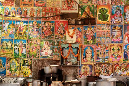 Image for Hinduismus 2.0: Religion in Zeiten von Online-Pujas