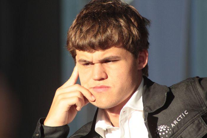 Image for Magnus Carlsen : le revers des échecs