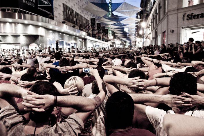 Image for Grecki kryzys a Hiszpania: zaraza się rozprzestrzenia