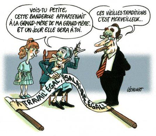 Image for La Clause relayée par la presse et les associations...