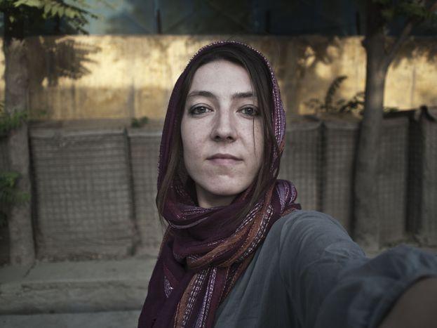 Image for Sandra Calligaro, fotógrafa de guerra (y paz) en Afganistán