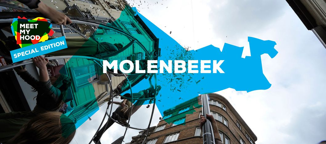 Image for Meet My Hood: Molenbeek, Bruxelles