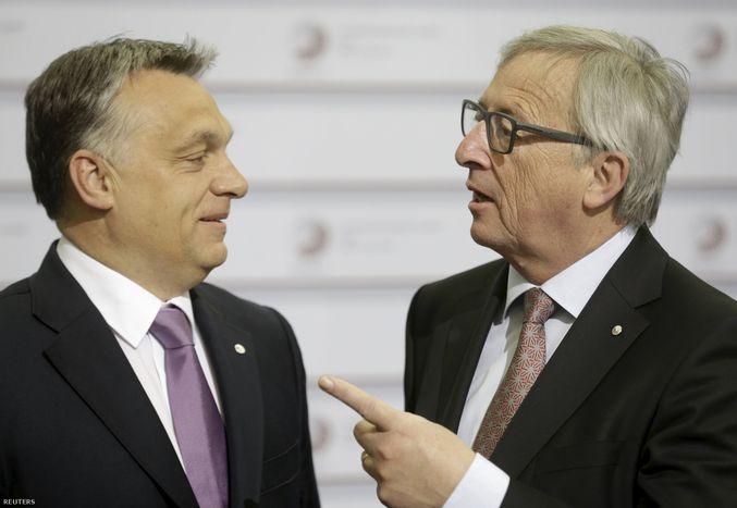 Image for Részeg vagy Juncker, menj haza