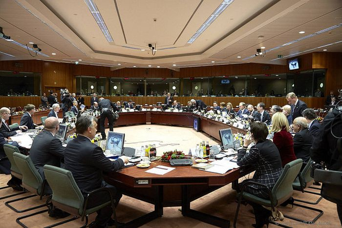 Image for Crisis in Ukraine on the focus of the EU Summit