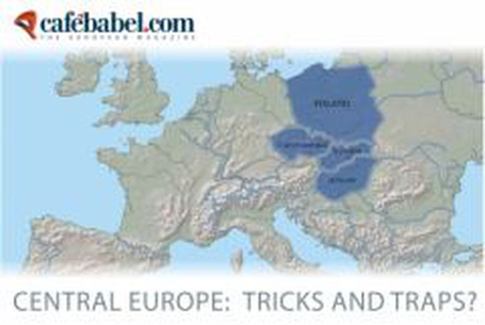 Image for Tricks and Traps in Central Europe