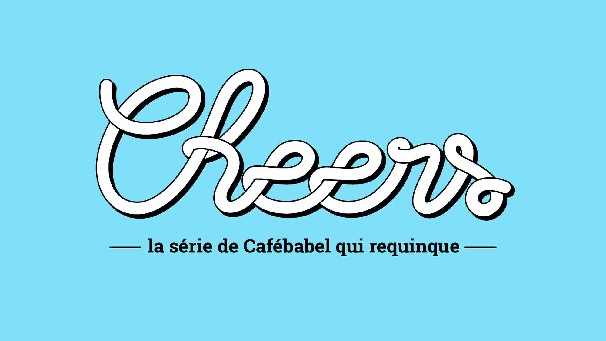 Cover picture for #Cheers