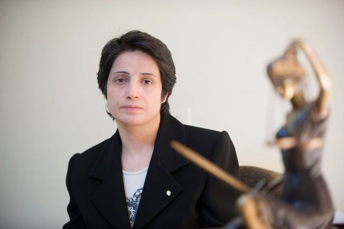 Image for « Étudiez un peu l'histoire »,déclare l'Iranienne Nasrine Sotoudeh, lauréate du Prix Sakharov