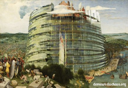 Image for [ger] DAs Gute am Turm von Babel