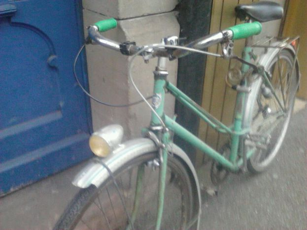 Image for lettre à jeannette, ma bicyclette