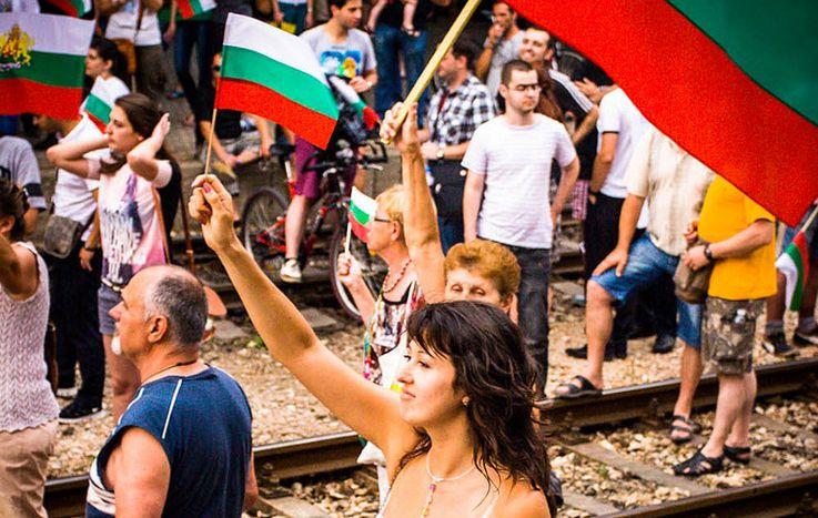 Image for Bulgarischer Sommer in Sofia: Das Parlament ist besetzt