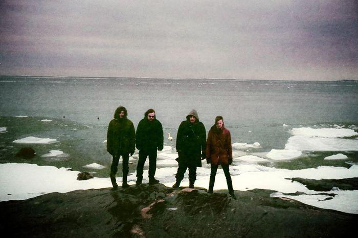 Image for Helsinki, mon amour : musique de givrés