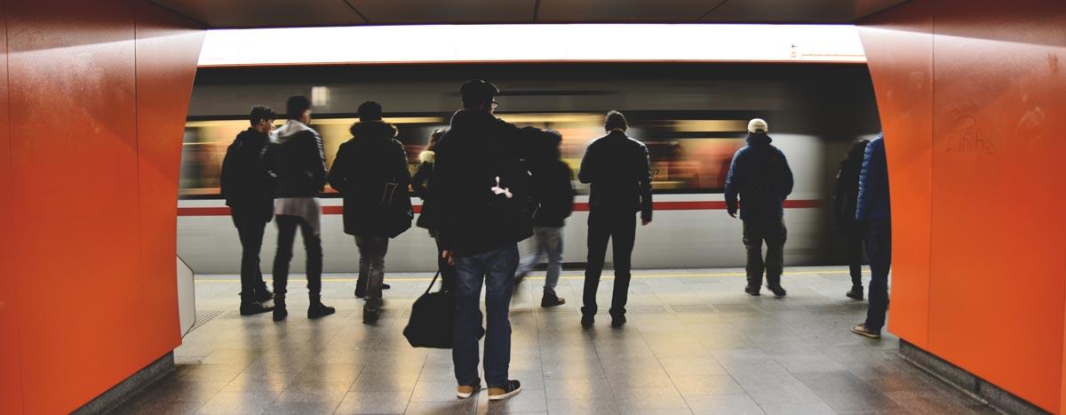 Image for L'anonimato, ovvero come sopravvivere nei centri urbani