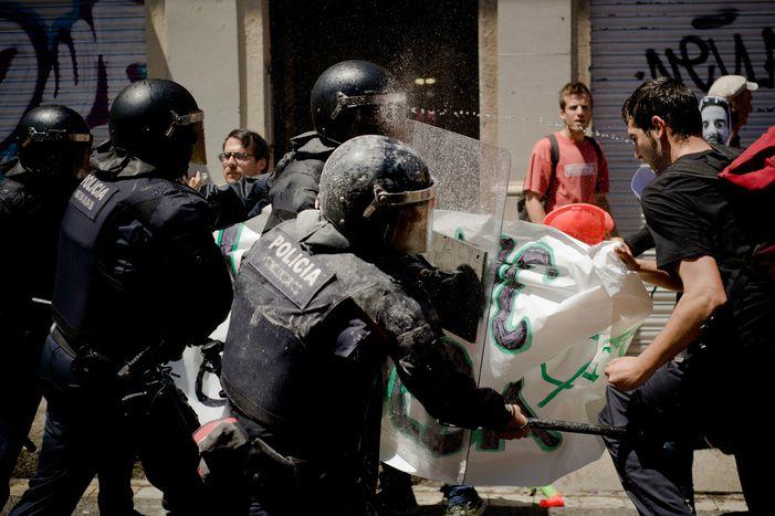 Image for 'Okupas', un asunto de Estado en Barcelona
