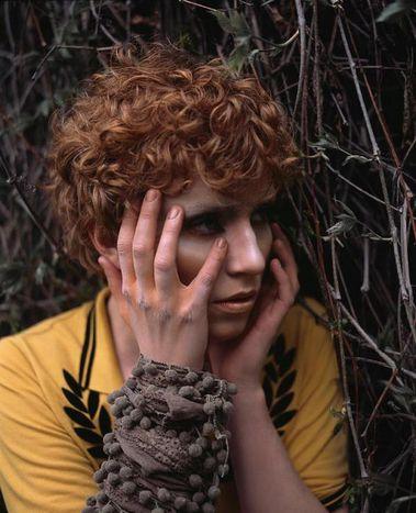 Image for Alina Orlova, l'atome libre de la scène indé' lituanienne
