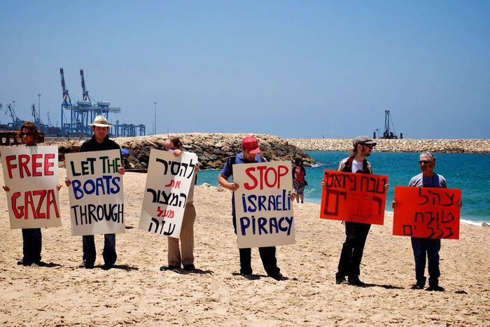 Image for Freiheitsflottille: Eine europäische Welle nimmt Kurs auf Gaza