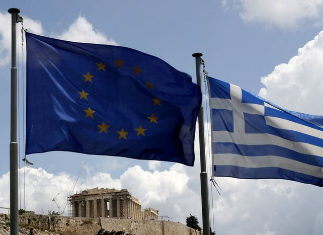 Image for Greek roots and a European way of thinking